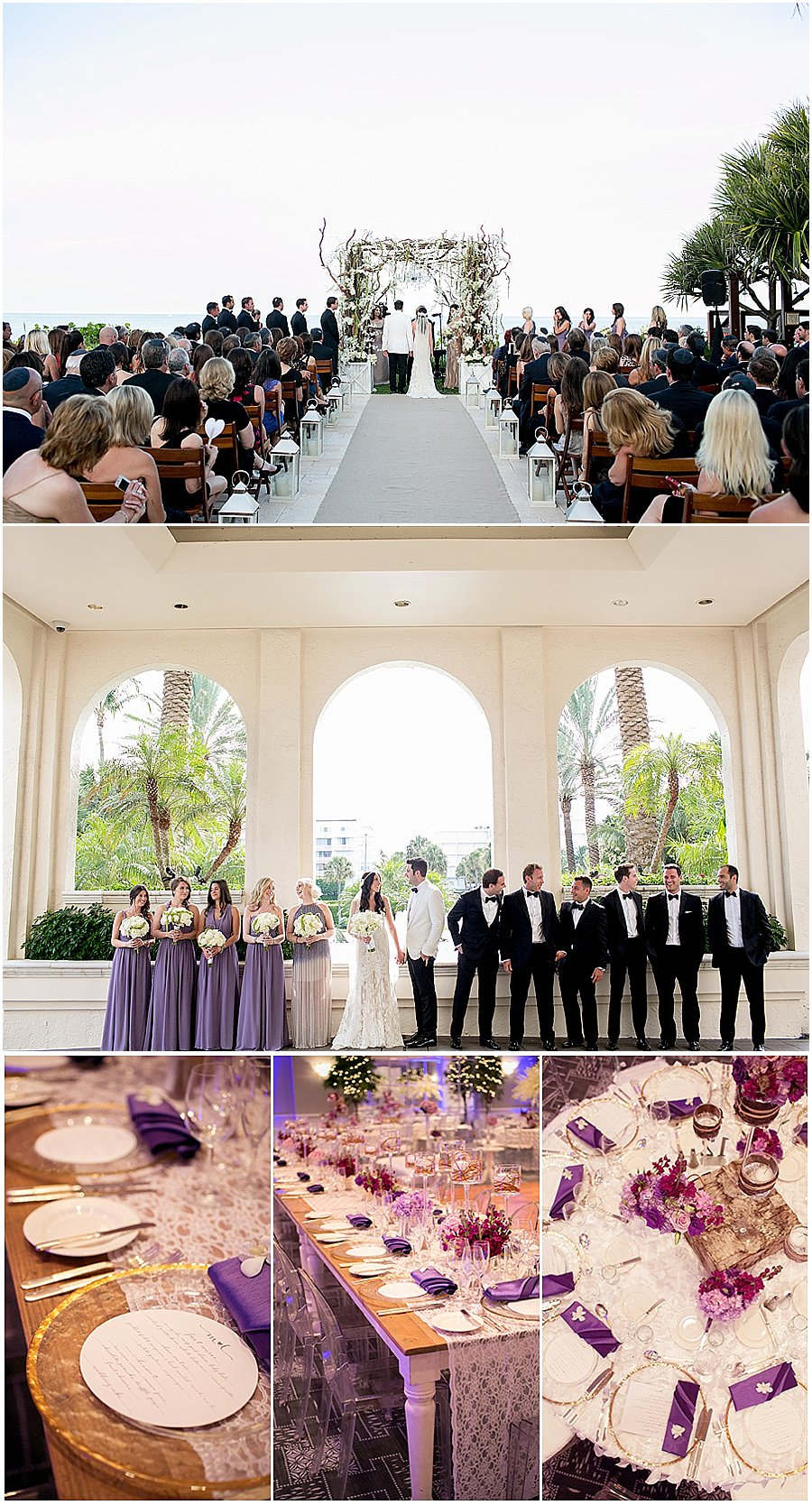 Amazing Beach Wedding Venues Married In Palm Beach