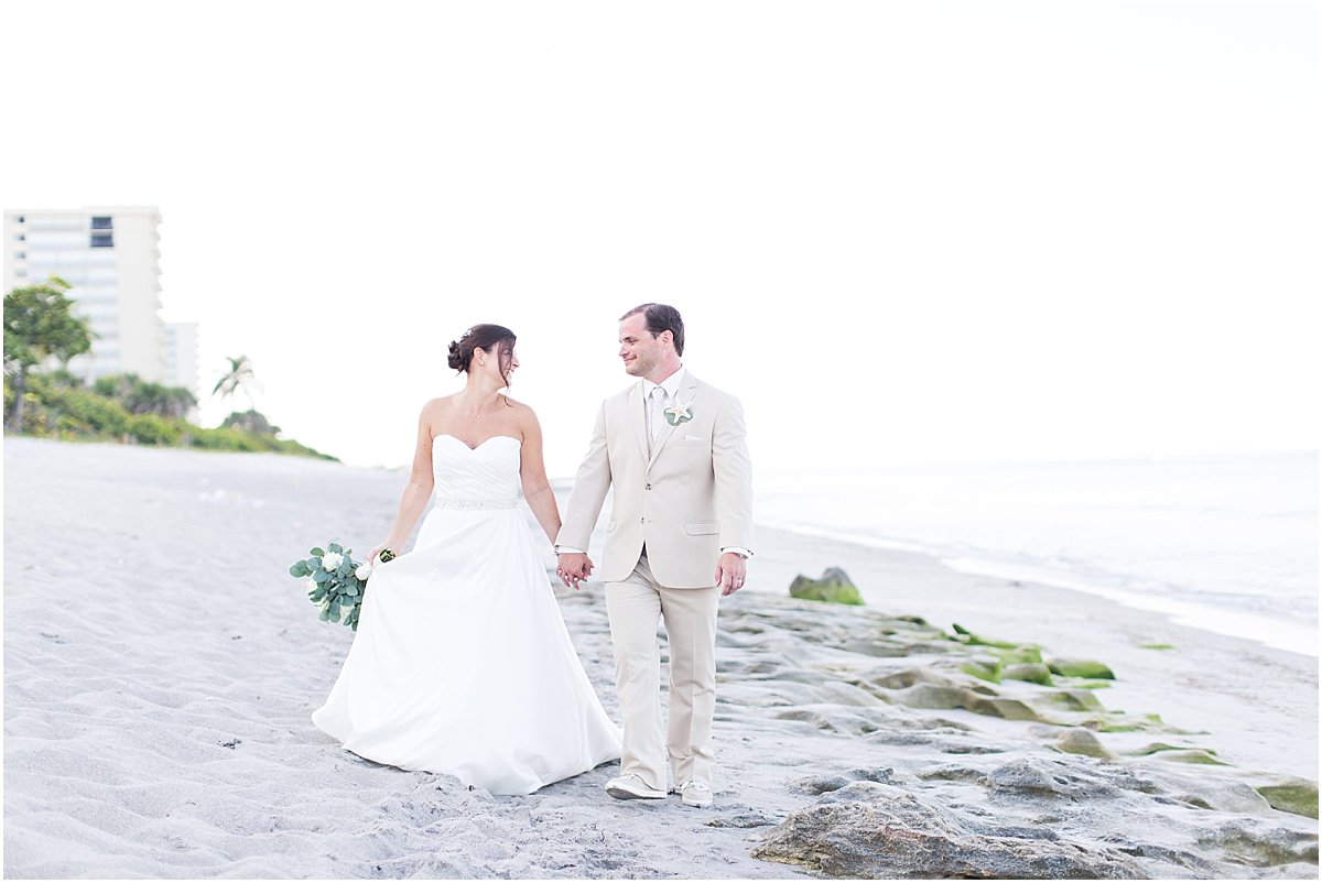 Palm Beach Bridal Kristin Seitz Photography