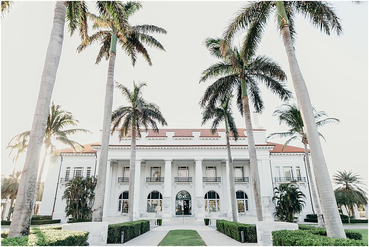 Palm Beach Wedding Venues Married In