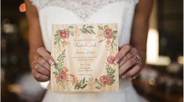 Wedding Invitations in Palm Beach