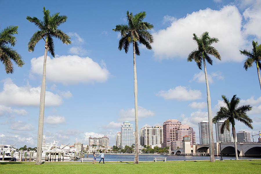 Palm Beach Wedding_Captured Photography_Lake Trail