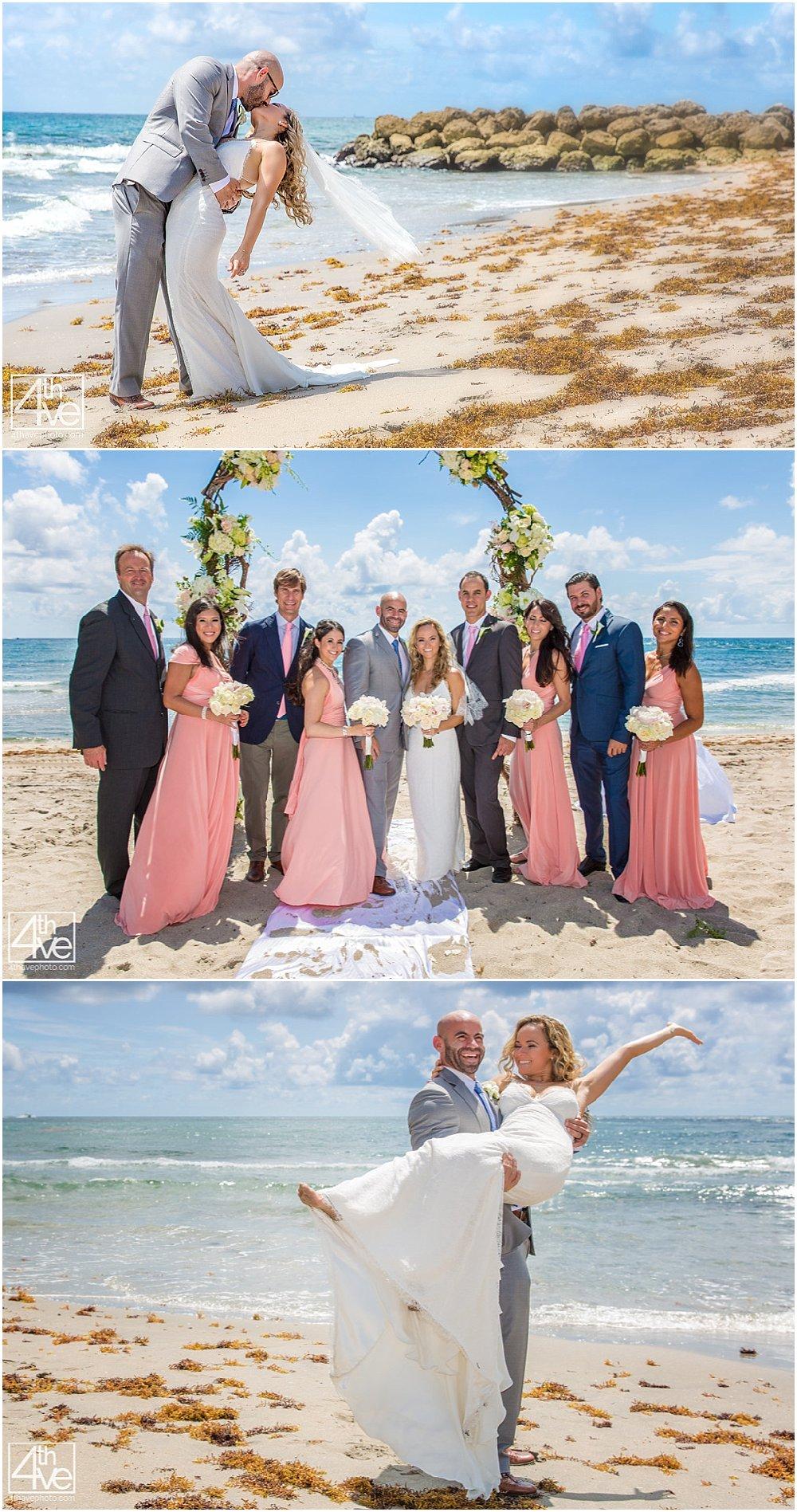 Beach Wedding Venue_4th Avenue Photography