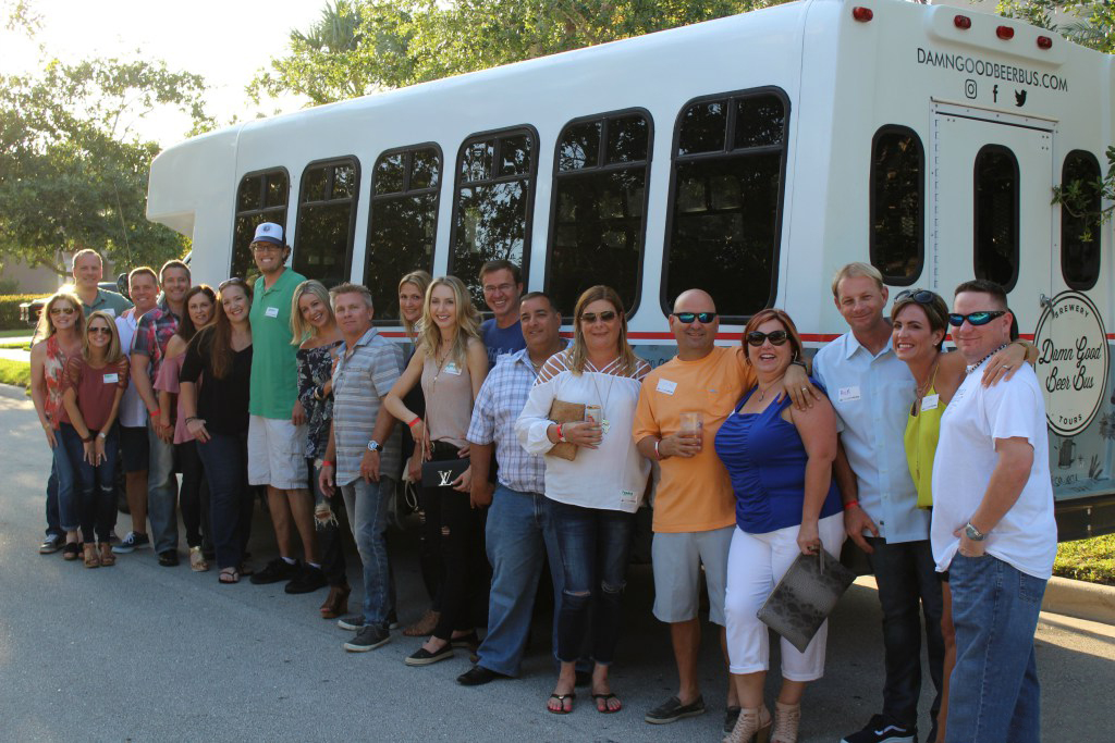 Bachelorette Party Ideas-Damn Good Beer Bus