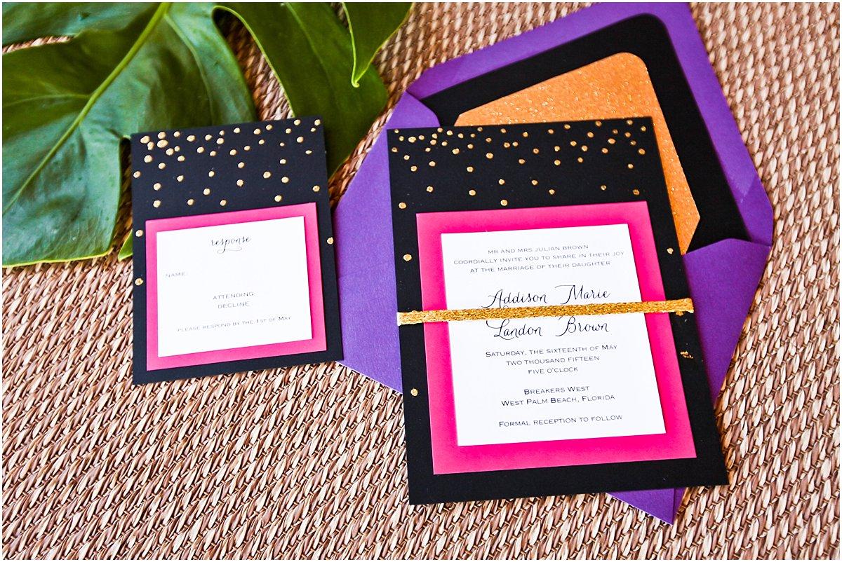 Custom Wedding Invitations_Chirp Paperie