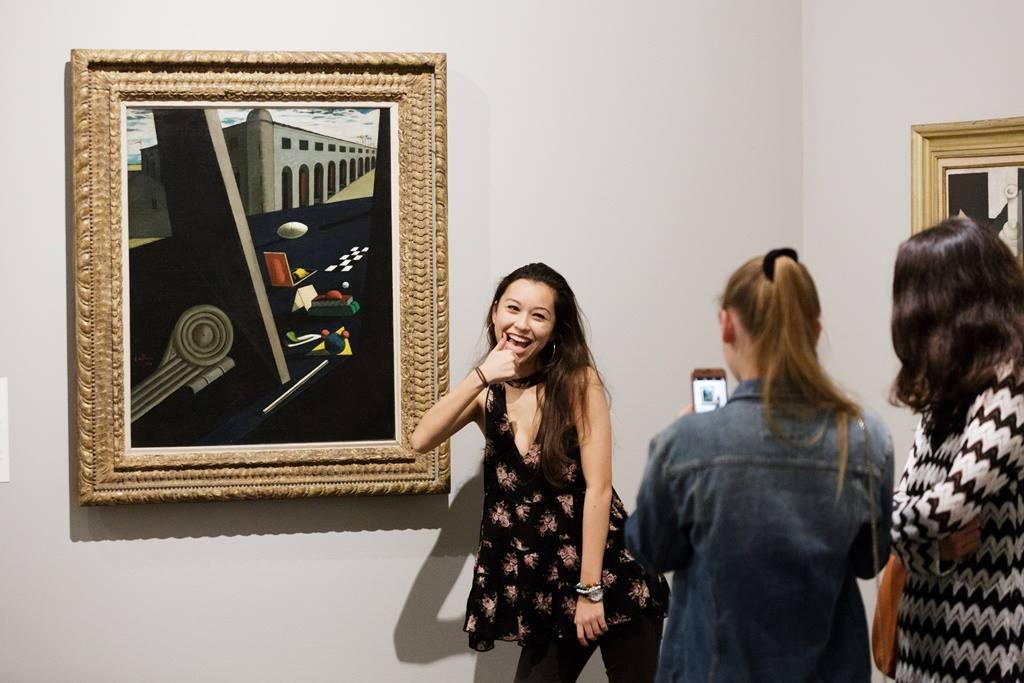 Bachelorette Party Ideas-Norton Museum Art After Dark