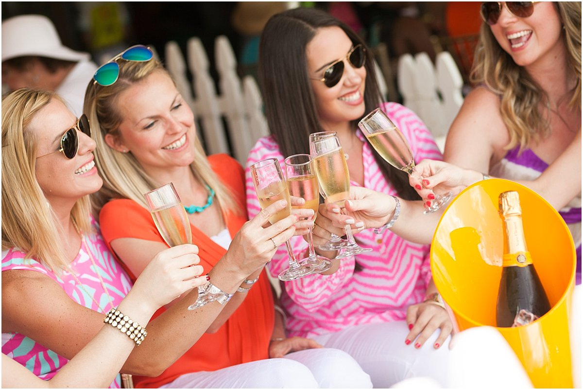 Bachelorette Party Ideas-Polo Game