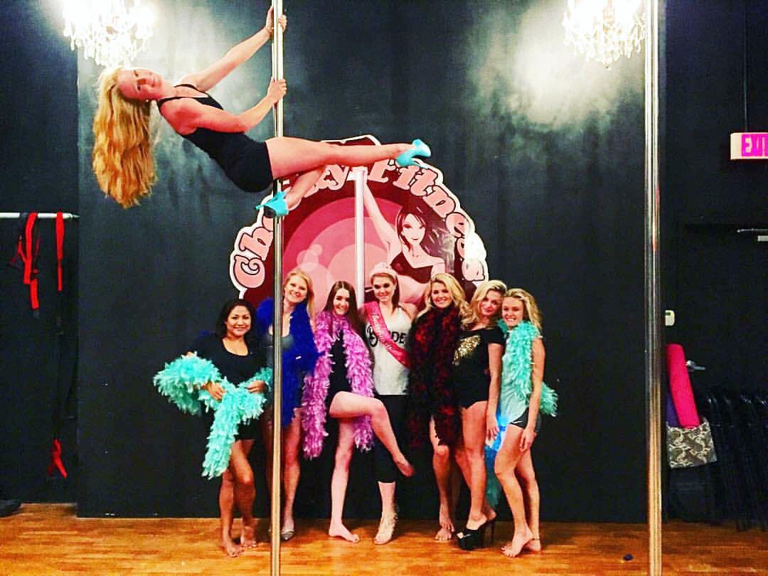 Bachelorette Party Ideas-Cheeky Fitness
