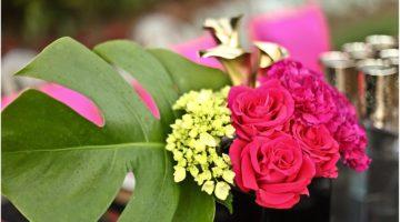 Instagram Roundup: 23 Stunning Instagrams of Palm Beach Wedding Flowers