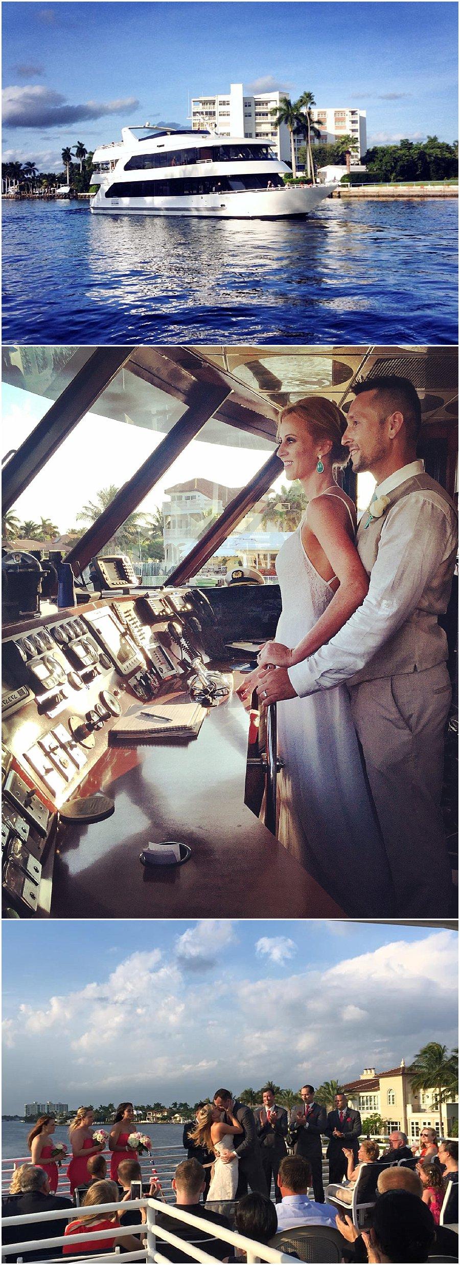 Unique Wedding Venue_Delray Yacht Cruises