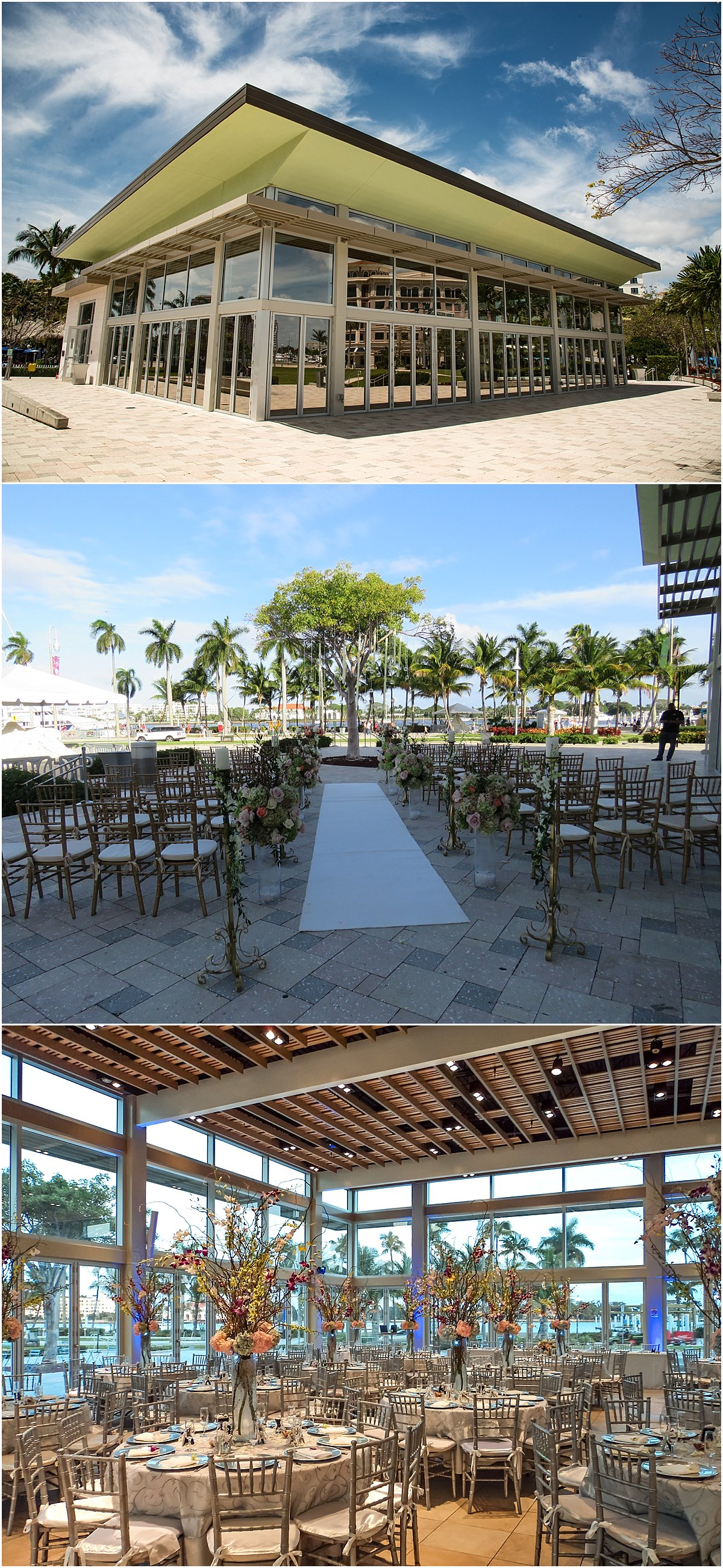 Unique Wedding Venue_West Palm Beach Lake Pavilion