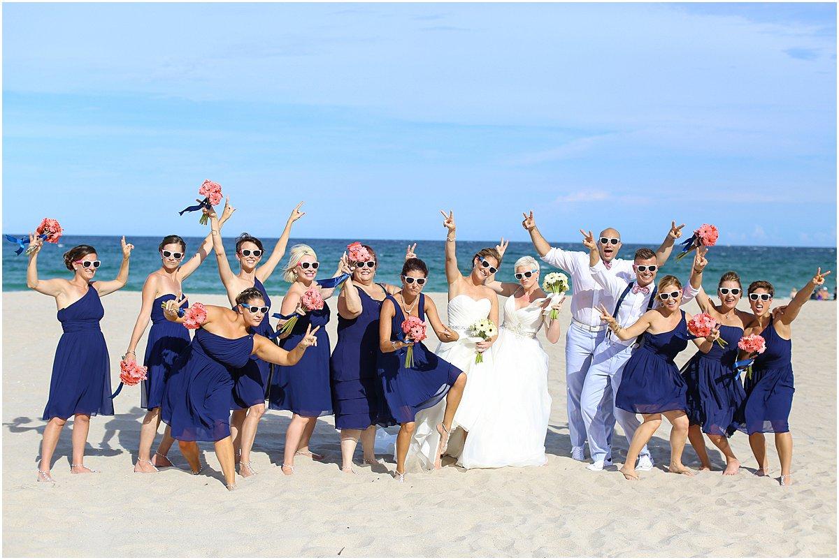Hosting A Beach Wedding Krystal Zaskey Photography