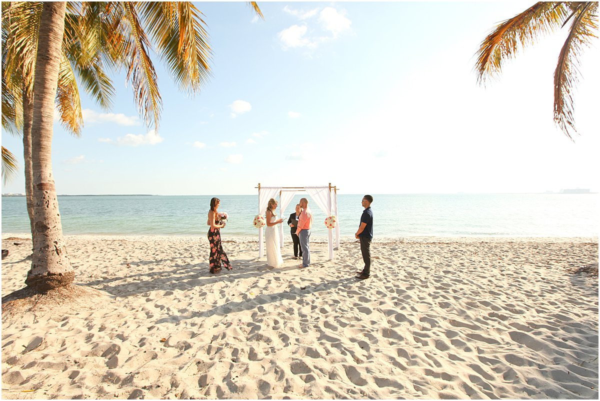 Tips For Beach Wedding Married In Palm Beach