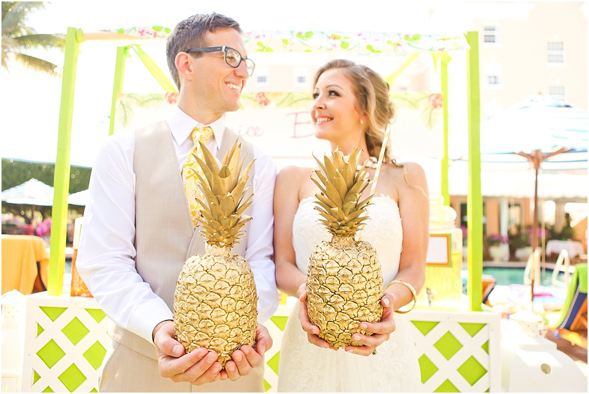 Lilly Pulitzer Wedding Ideas Krystal Zaskey Photography