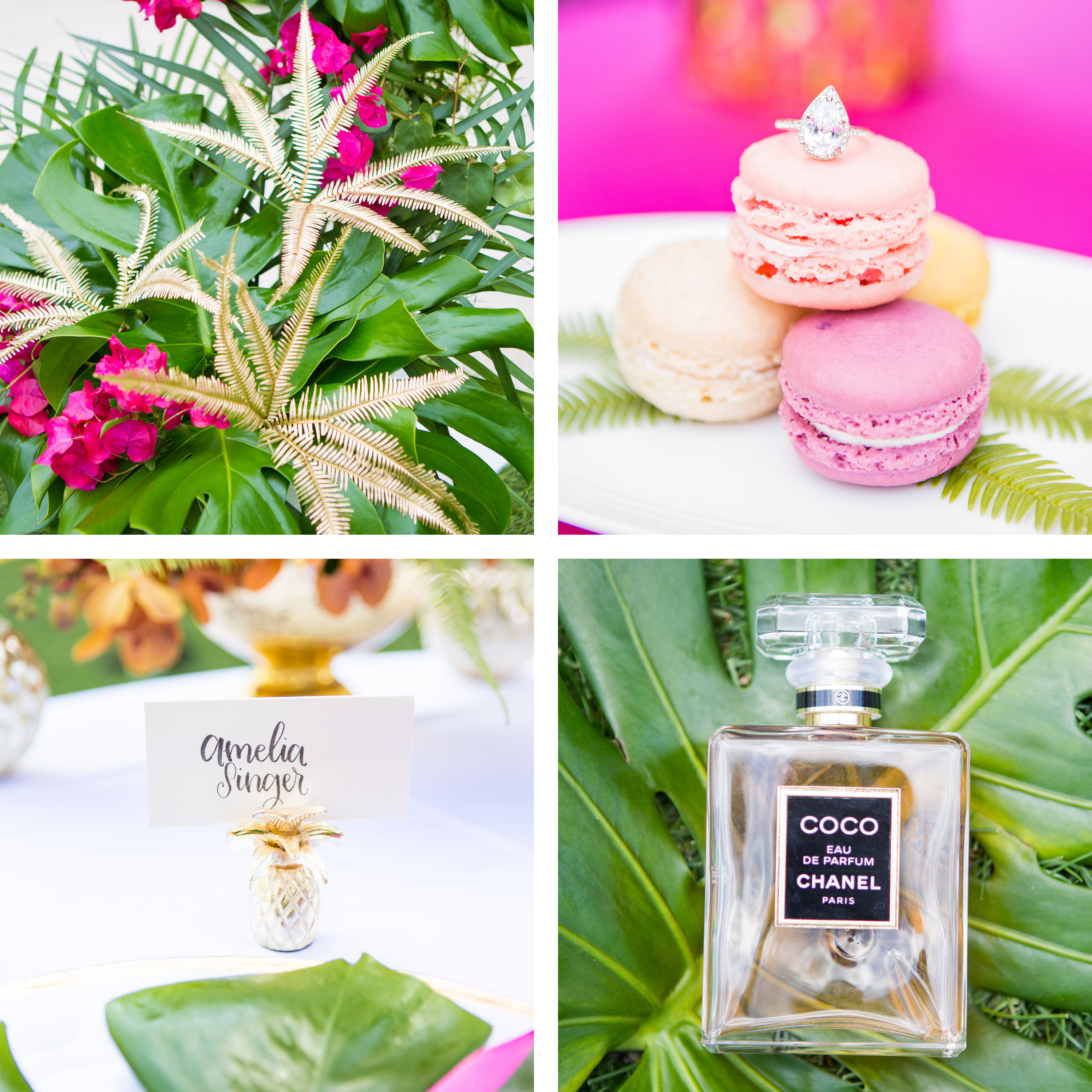 Palm Beach Wedding Planners Just Glam Events