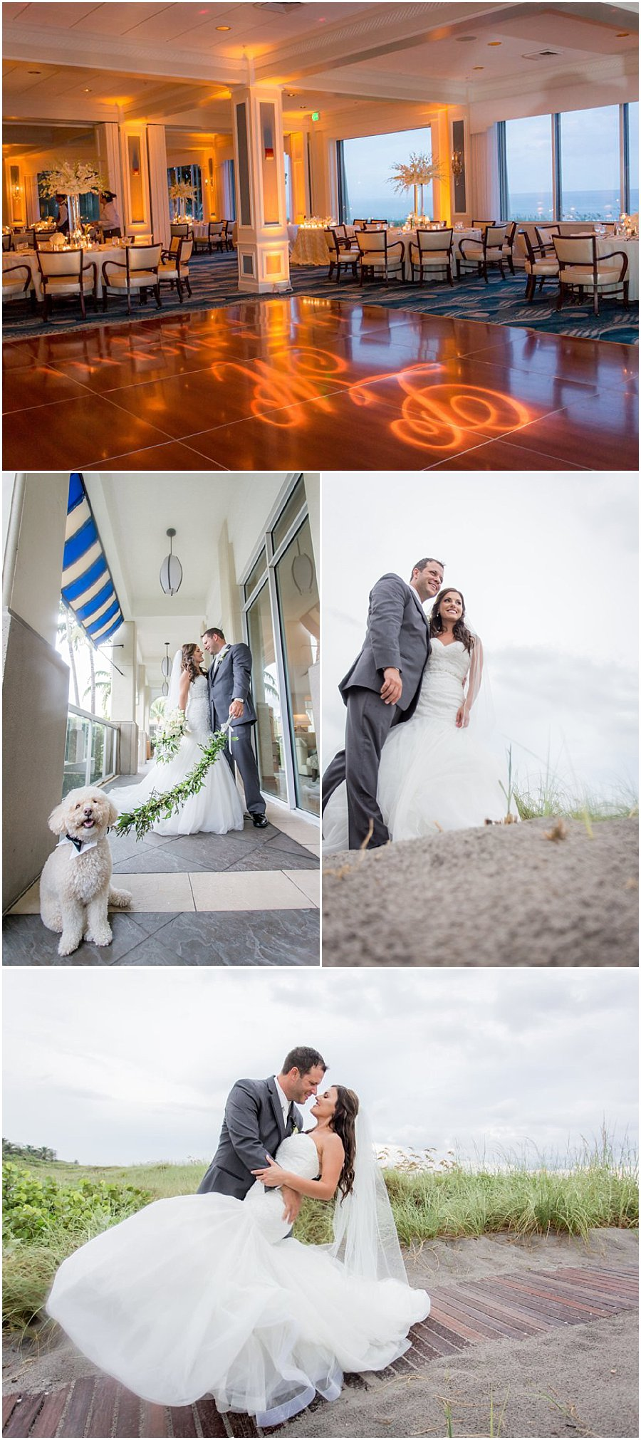 Delray Beach Wedding Venues Club Chris Joriann Photography