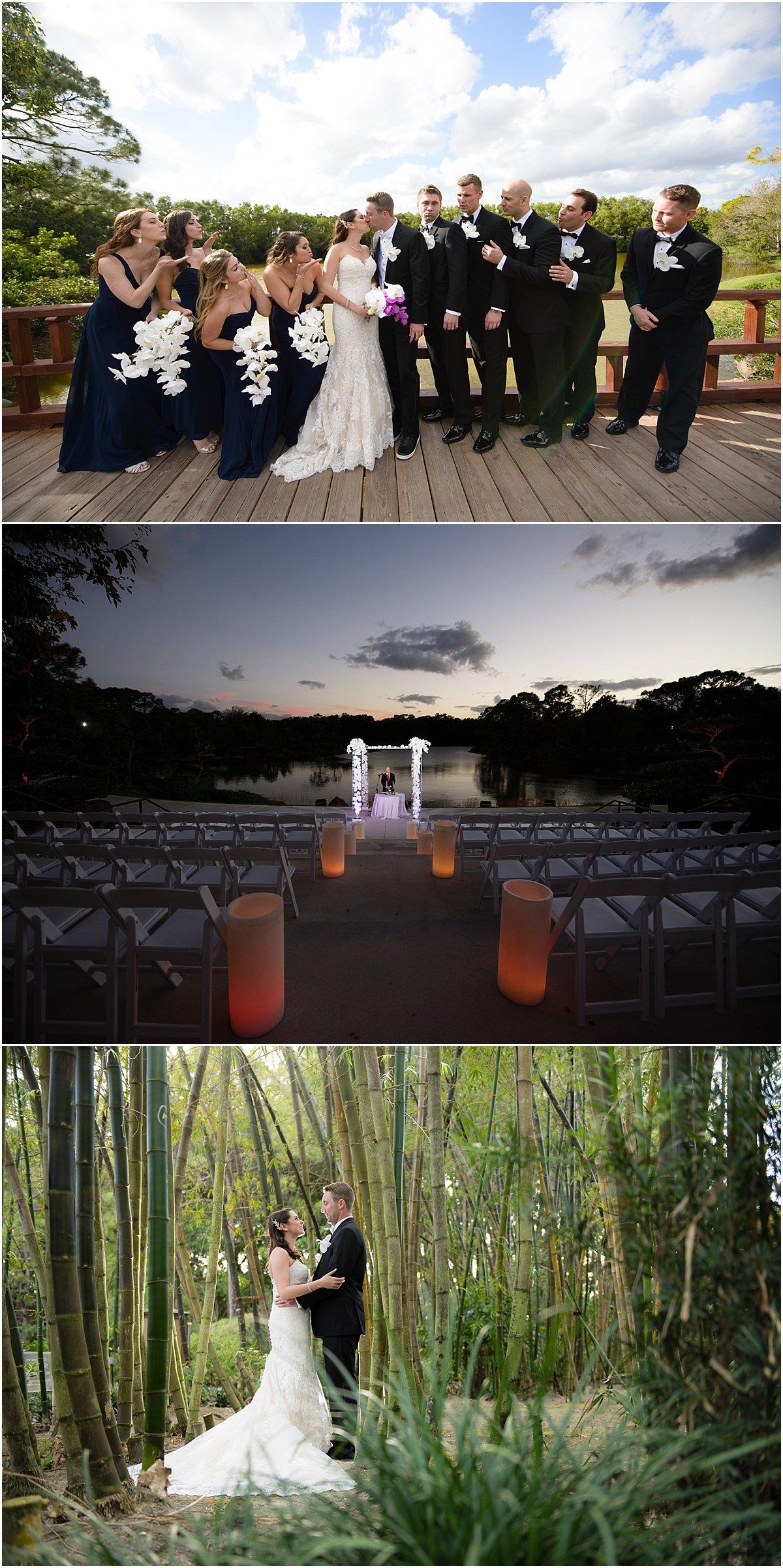 Delray Beach Wedding Venues Morikami Museum Minerva Photography