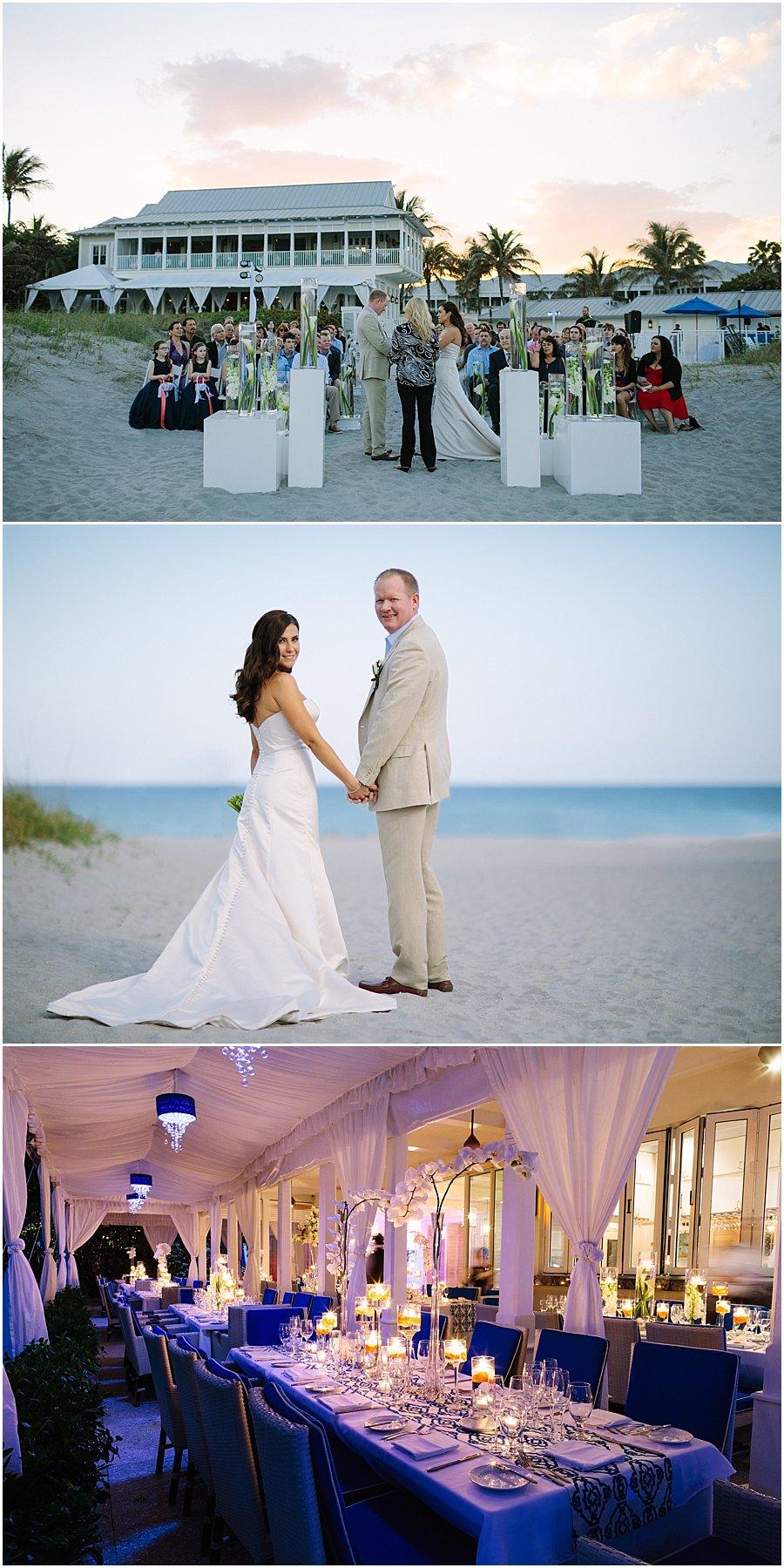 Seagate Hotel And Beach Club Delray Wedding Venues