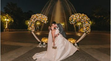 Cost Breakdown: A $35k Wedding at the Palm Beach Zoo