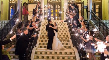 Cost Breakdown: A $31K Wedding at the Harriet Himmel Theater