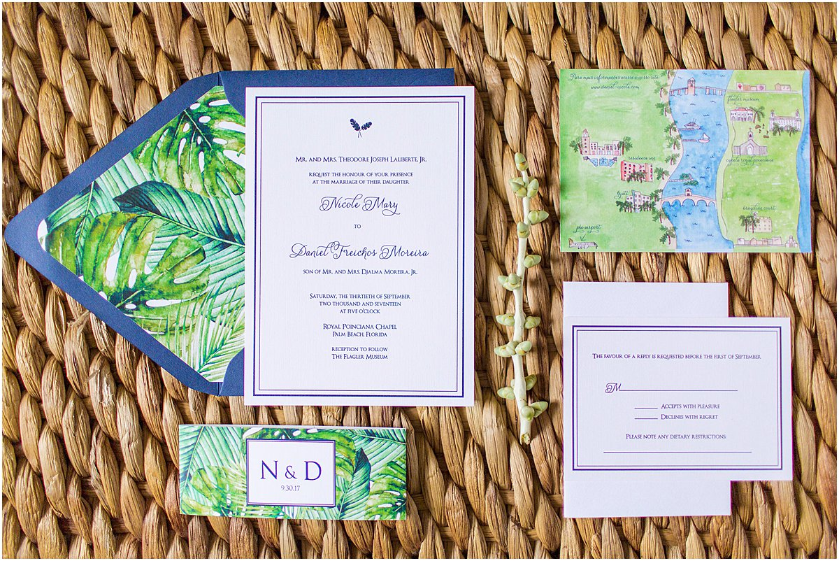 Thermography Wedding Invitation by Chirp Paperie_Kenneth Smith Photography