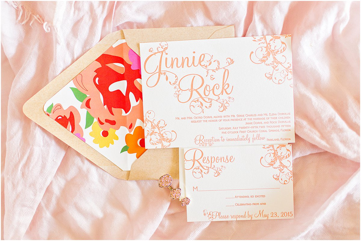Letterpress Wedding Invitation by Chirp Paperie_Kenneth Smith Photography