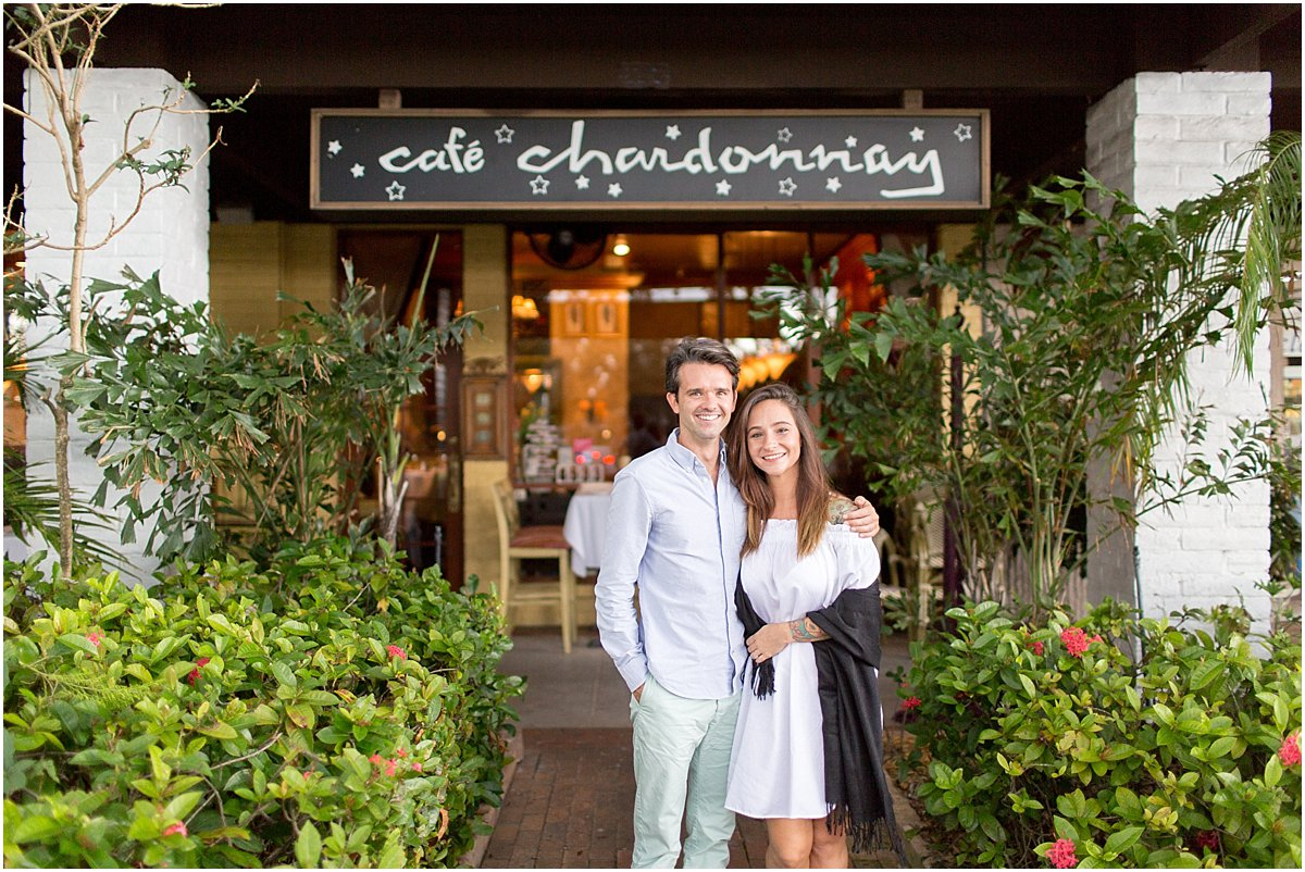 What to expect at your Palm Beach wedding tasting with Cafe Chardonnay_Kenneth Smith Photography