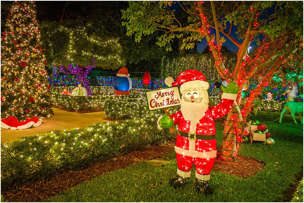 Palm Beach Holiday Photo Spots_Hoffmans Chocolates Winter Wonderland