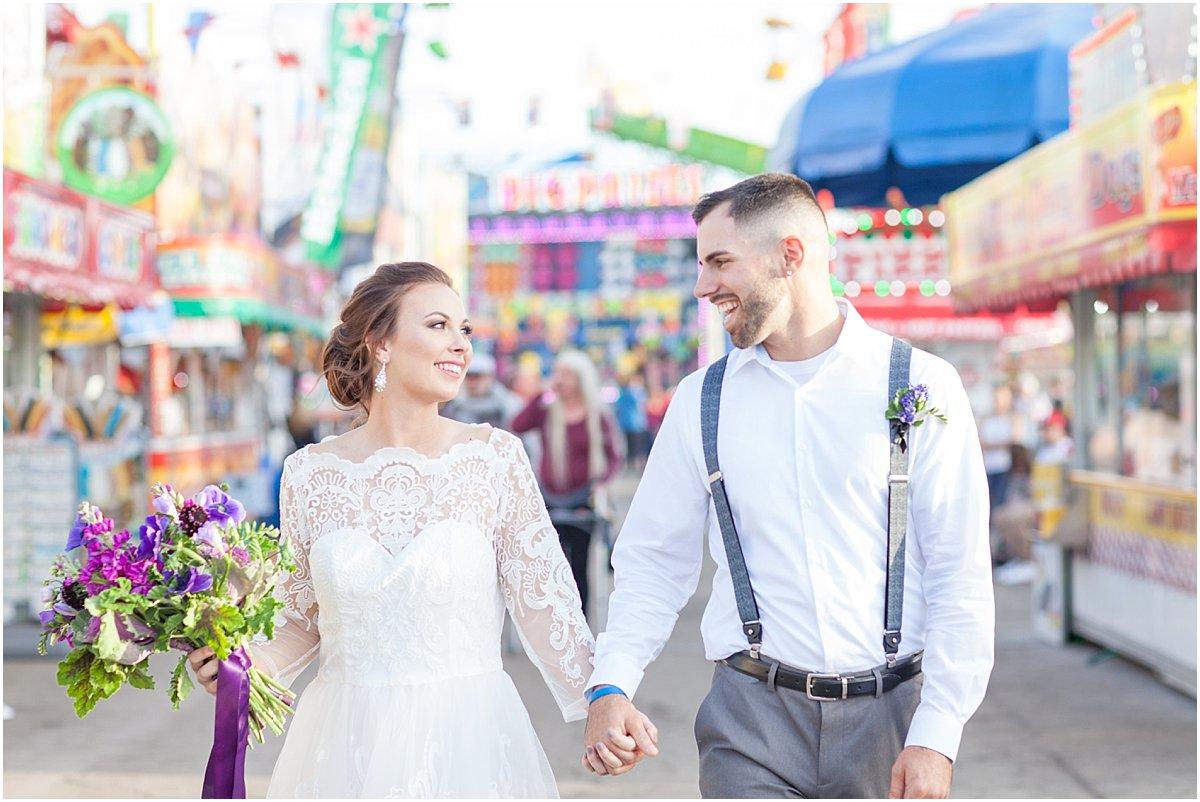 South Florida Fair Wedding Krystal Zaskey Photography