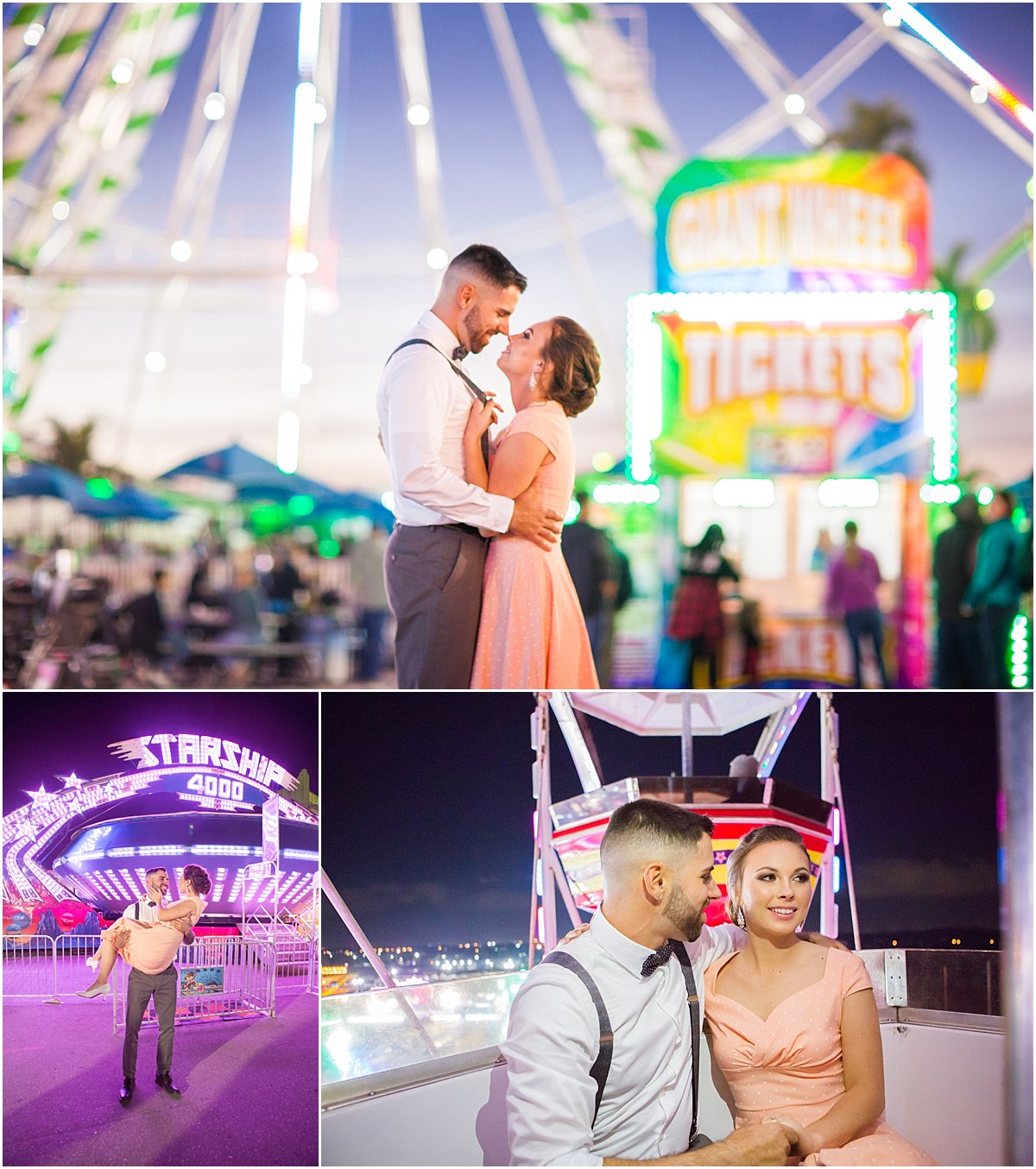 South Florida Fair Wedding_Krystal Zaskey Photography