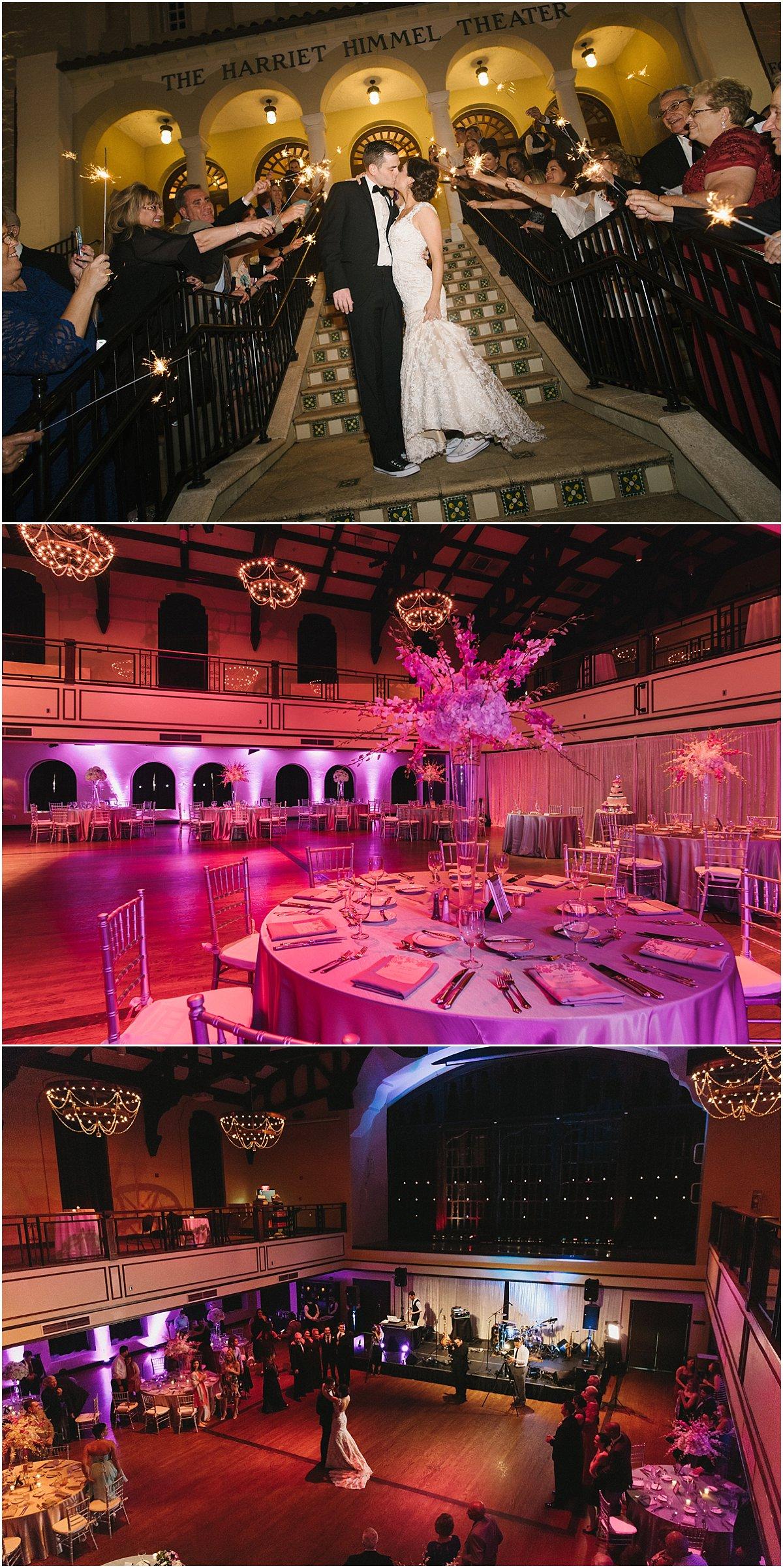 Palm Beach Wedding Venue_Harriet Himmel Theater_Robert Madrid Photography