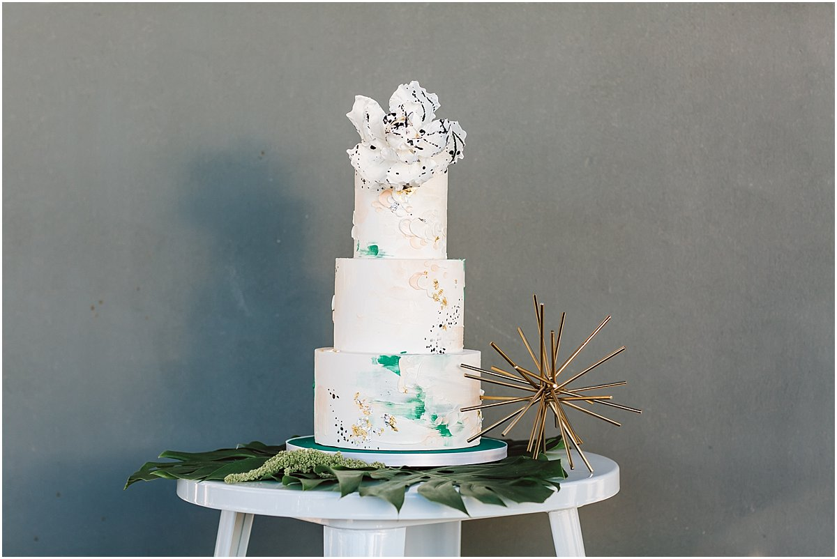 Palm Beach Wedding Cakes And Desserts