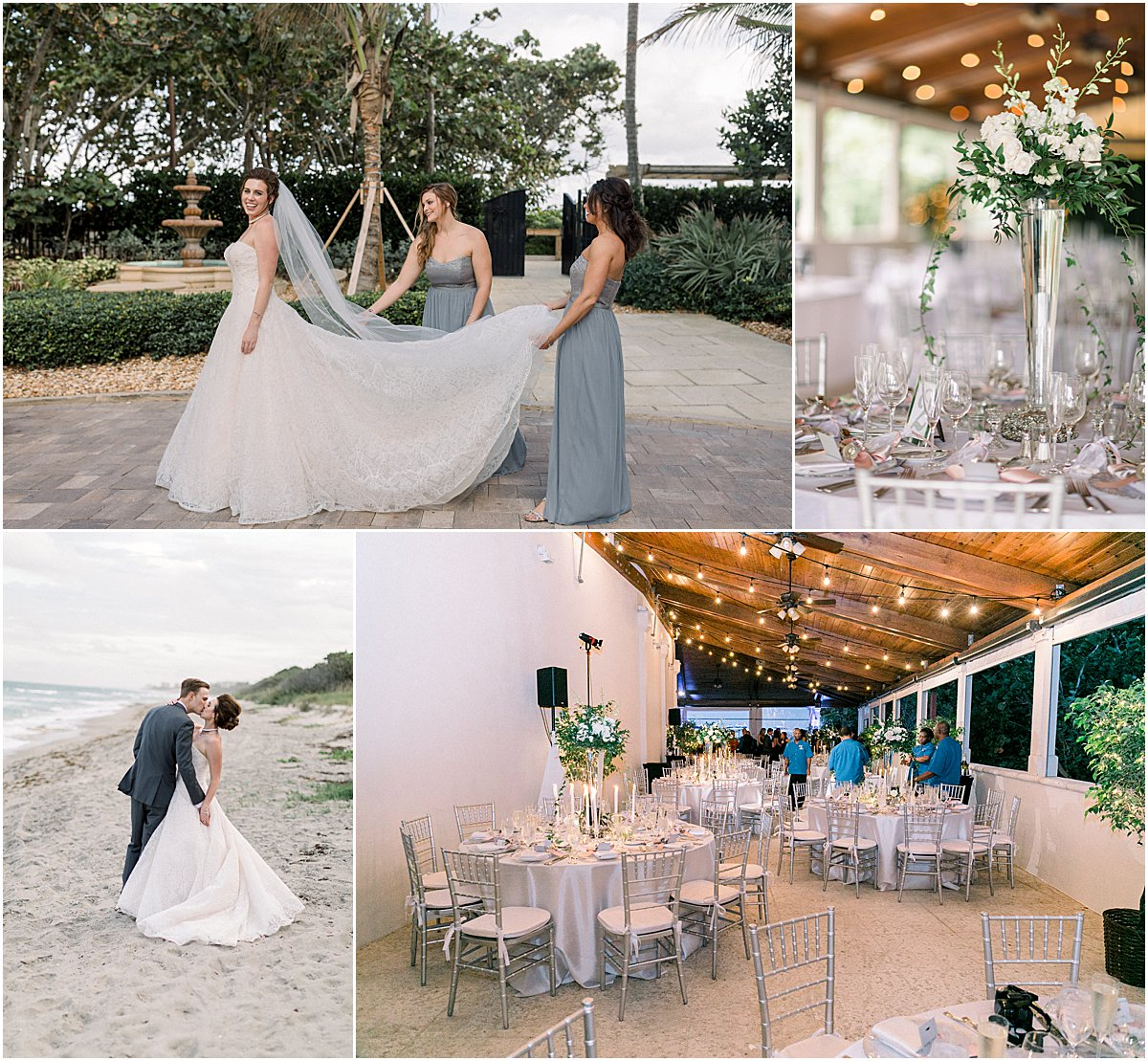 Couple S Wedding Ceremony And Reception Held At The Beach: 30 Most Popular Wedding Venues Of 2018
